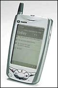 Первый GPRS/GSM Pocket PC от SAGEM и Microsoft