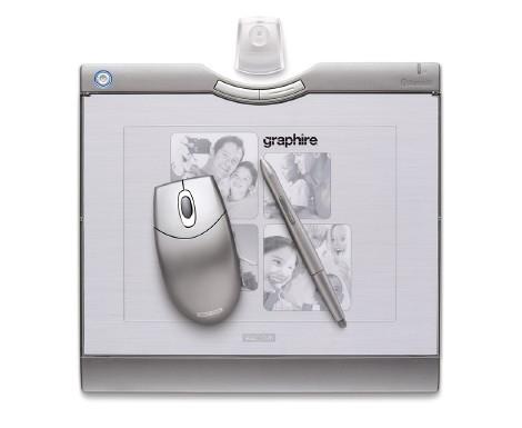 Wacom graphire2 and irix update