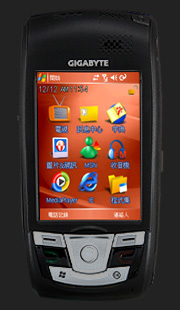 Gigabyte выпускает коммуникатор под управлением Windows Mobile 5.0