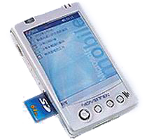 Pocket PC на французский манер