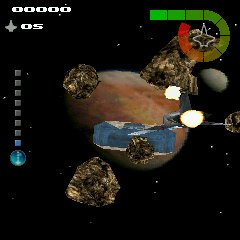 Interstellar Flames:  версия для Palm OS